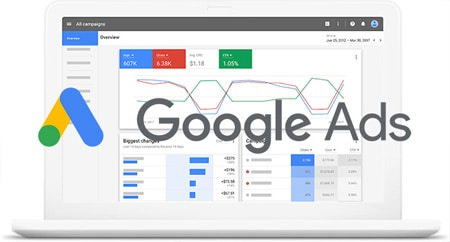 Google Ads Marketing - Kamapagnen erstellen lassen